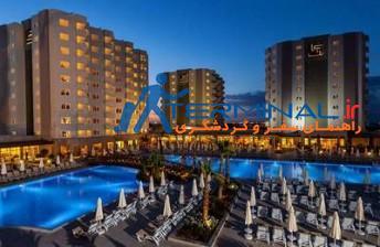هتل گرند پارک لارا آنتالیا