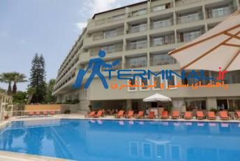 هتل کوئینز پارک ترکیز آنتالیا