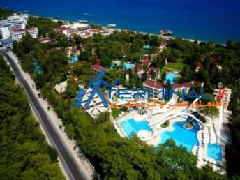 هتل شروود کلاب آنتالیا