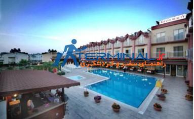 هتل هیمروس کلابآنتالیا
