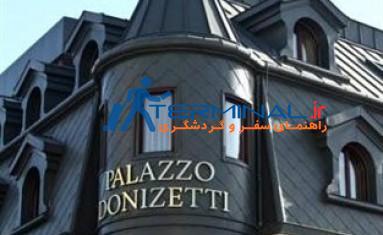 هتل پلاتزو دونیزاتیاستانبول