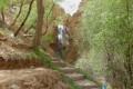 آوج و آبشار شاه دره
