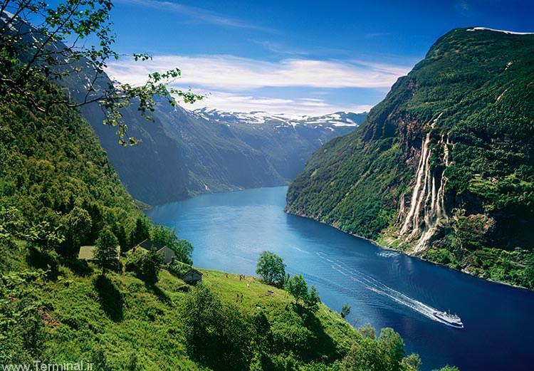 بهترین مناظر طبیعی در اسکاندیناوی به روایت تصویر