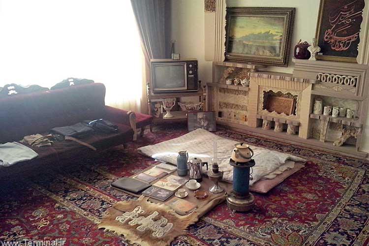 موزه شهریار ، خانه فرهنگ و ادب ایران