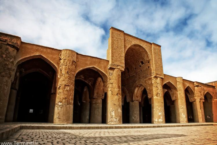 معرفی مسجد تاریخانه دامغان، بنایی به قدمت تاریخ اسلام!