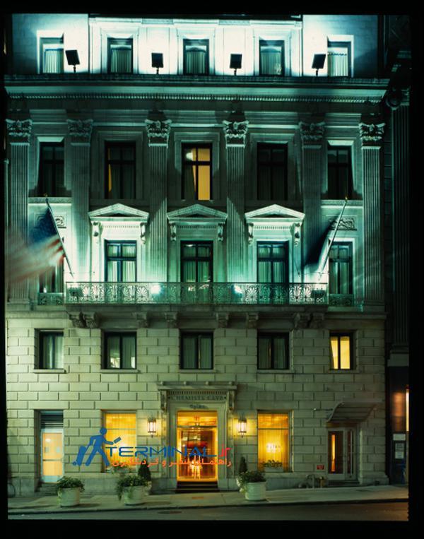 هتل دیلان نیویورک