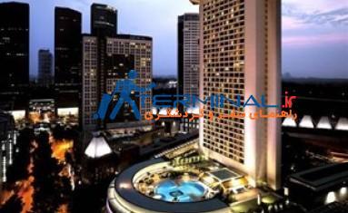 هتل پان پاسیفیک سنگاپور