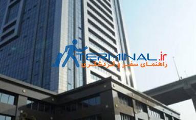هتل ویندهمشانگهای-چین