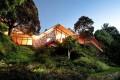 آتشفشانی در شیلی و عکس هایی از یک هتل رویایی !